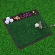 LSU Tigers Golf Hitting Mat