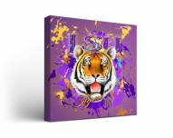 LSU Tigers Guy Harvey Canvas Wall Art
