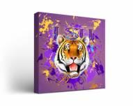 LSU Tigers Guy Harvey Canvas Wall Art
