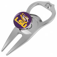 LSU Tigers Hat Trick Golf Divot Tool