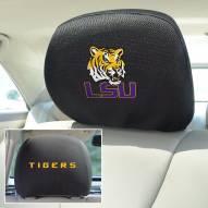 LSU Tigers Headrest Covers