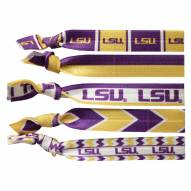 LSU Tigers Knotted Hair Tie