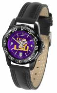 LSU Tigers Ladies Fantom Bandit AnoChrome Watch