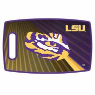 LSU Tigers Large Cutting Board