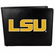 LSU Tigers Large Logo Bi-fold Wallet