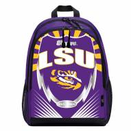 LSU Tigers Lightning Backpack