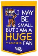 LSU Tigers Lil Fan Traditions Banner