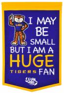 LSU Tigers Lil Fan Traditions Banner