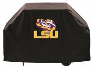 LSU Tigers Logo Grill Cover