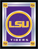 LSU Tigers Logo Mirror