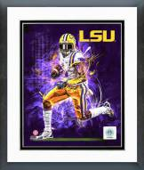 LSU Tigers LSU Tigers Player Composite Framed Photo
