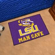 LSU Tigers Man Cave Starter Mat