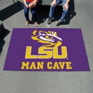 LSU Tigers Man Cave Ulti-Mat Rug