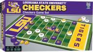 LSU Tigers Checkers