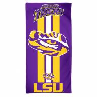 LSU Tigers McArthur Beach Towel