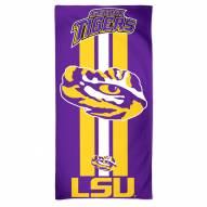 LSU Tigers McArthur Beach Towel