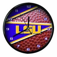 LSU Tigers Football Clock