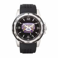LSU Tigers Men's Champion's Stealth Watch