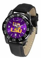 LSU Tigers Men's Fantom Bandit AnoChrome Watch