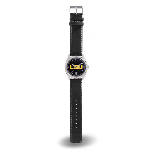 LSU Tigers Men's Guard Watch