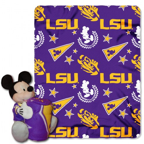 LSU Tigers Mickey Mouse Hugger