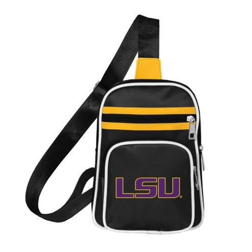 LSU Tigers Mini Cross Sling Bag