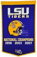 LSU Tigers NCAA Football Dynasty Banner
