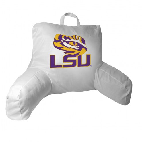 LSU Tigers Bed Rest Pillow