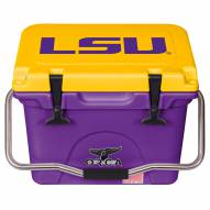 LSU Tigers ORCA 20 Quart Cooler