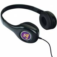 LSU Tigers Over the Ear Headphones