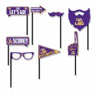 LSU Tigers Party Props Selfie Kit