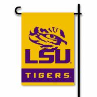 LSU Tigers Premium 2-Sided Garden Flag