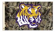LSU Tigers Premium Realtree Camo 3' x 5' Flag