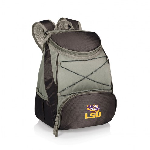 LSU Tigers PTX Backpack Cooler