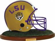 LSU Tigers Collectible Football Helmet Figurine