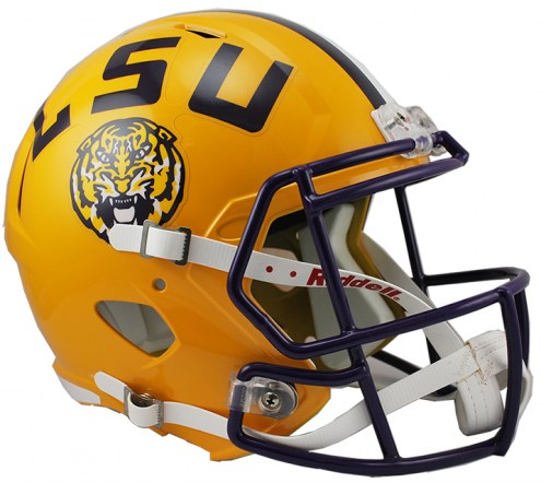 LSU Tigers Riddell Speed Collectible Football Helmet