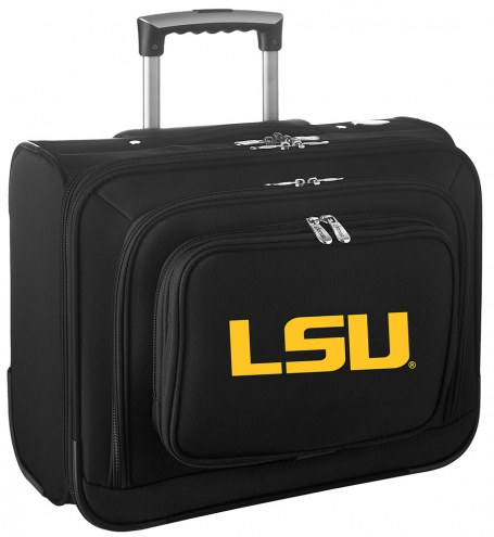 LSU Tigers Rolling Laptop Overnighter Bag