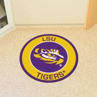 LSU Tigers Rounded Mat