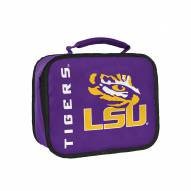 LSU Tigers Sacked Lunch Box
