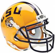 LSU Tigers Schutt Mini Football Helmet