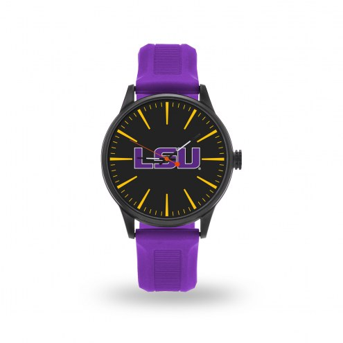 LSU Tigers Sparo Men's Cheer Watch
