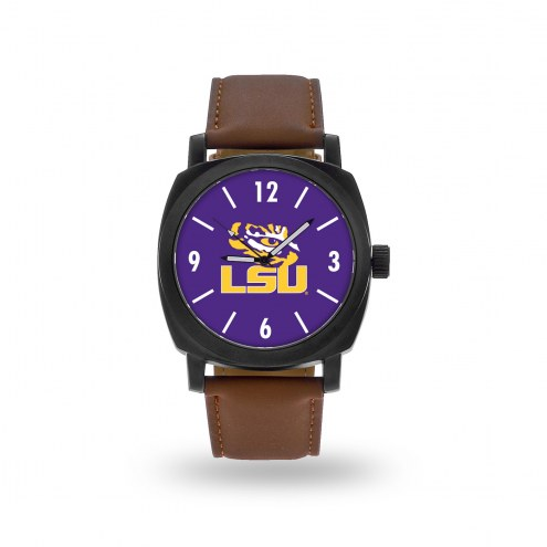 LSU Tigers Sparo Men's Knight Watch
