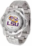 LSU Tigers Sport Steel Men's Watch