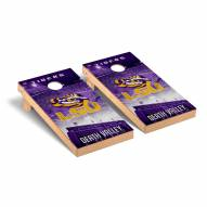 LSU Tigers Stadium Cornhole Game Set
