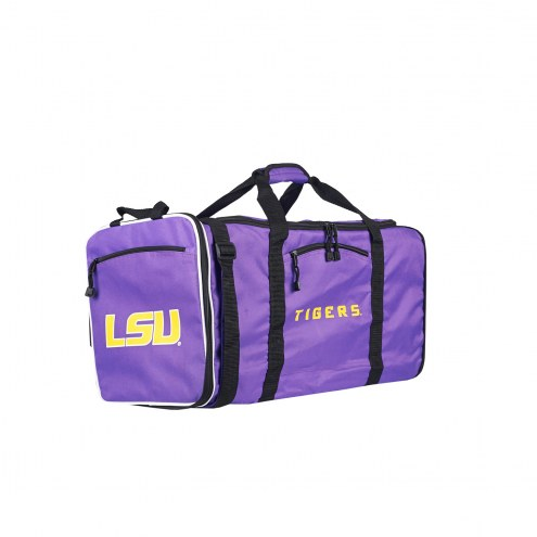 LSU Tigers Steal Duffel Bag