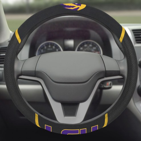 LSU Tigers Steering Wheel Cover