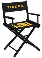 LSU Tigers Table Height Director's Chair
