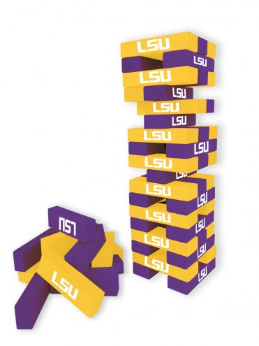 LSU Tigers Table Top Stackers