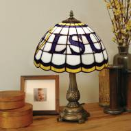 LSU Tigers Tiffany Table Lamp
