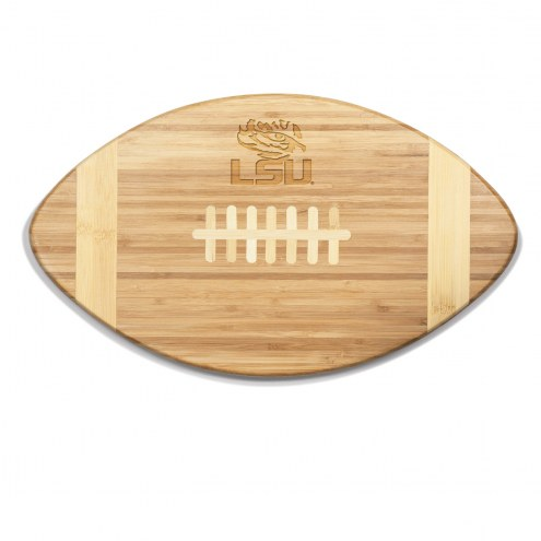 LSU Tigers Touchdown Cutting Board